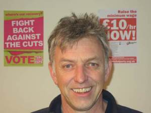 Gary Harbord for Uxbridge South & Ruislip