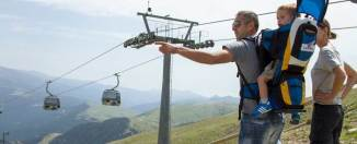 Excursiones por la montaña en La Molina