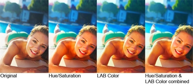 The Best Technique to Enhance Saturation