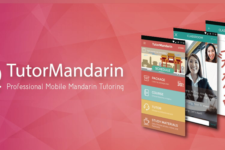 TutorMandarin Launches Android APP on Google Play!