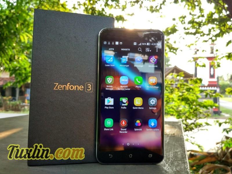 Review Asus Zenfone 3 ZE520KL