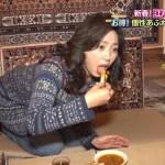 【擬似フェラキャプ画像】タレント達がやらしい顔して食べる食レポがフェラ顔にしか見えんw