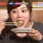 【擬似フェラキャプ画像】食レポしてる時の表情がエロい顔にしか見えないタレント達w