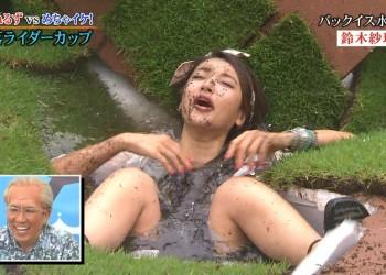 【放送事故画像】女性芸能人のセックスでフィニッシュ決められたときの顔がこちらwww