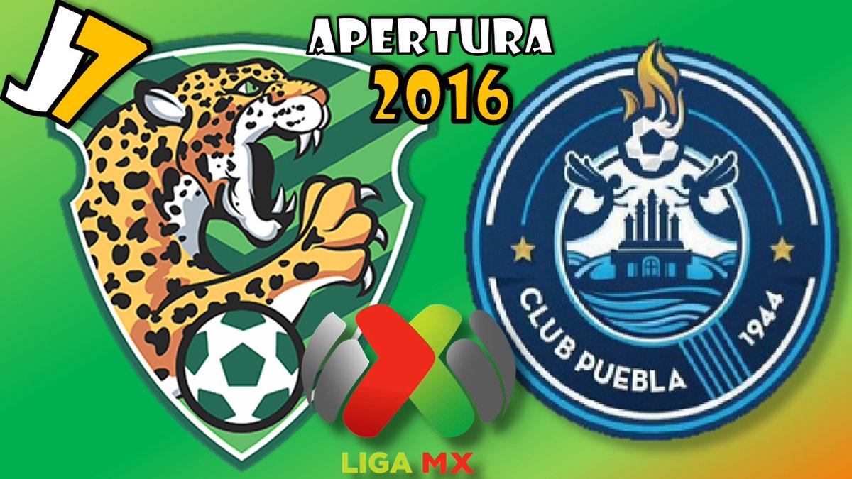 Chiapas vs Puebla en Vivo TV Liga MX 2016
