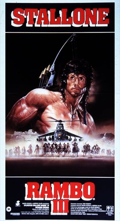 Rambo iii Stasera su Rete 4