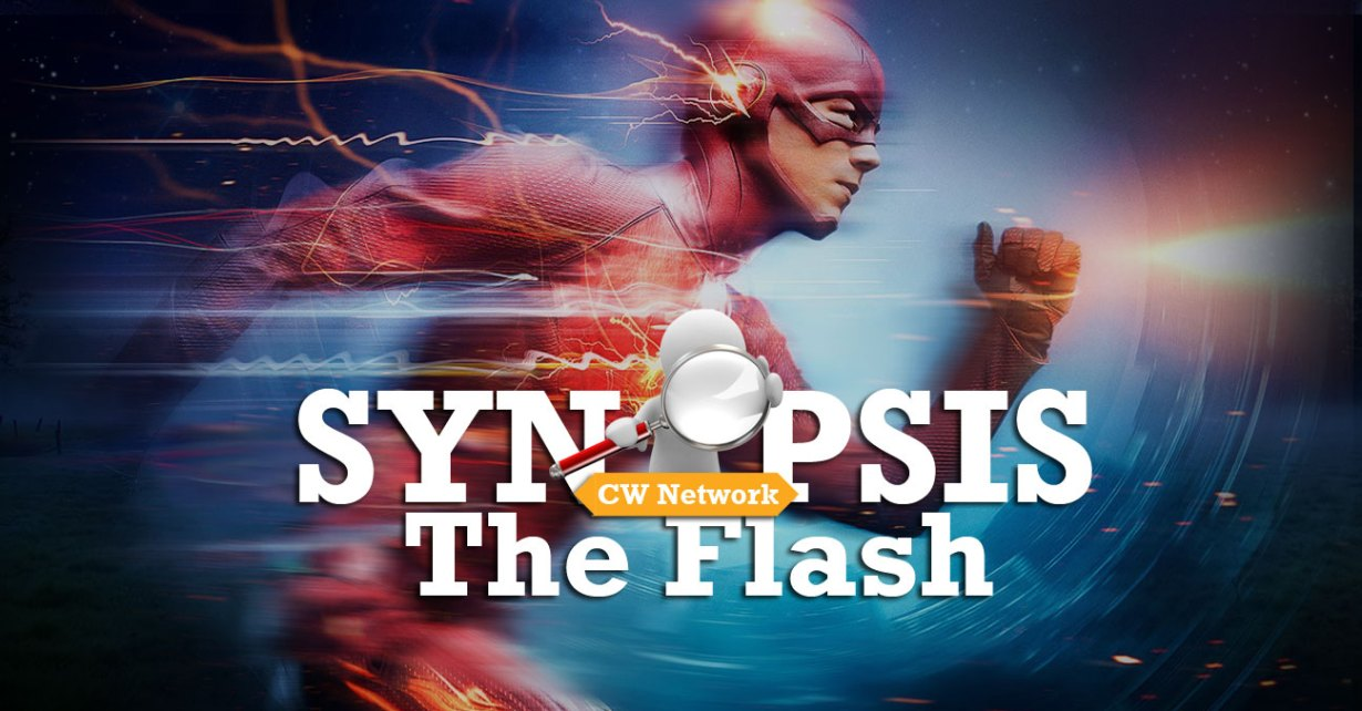 """The Flash 1x14 """"Fallout"""" Official Synopsis"""