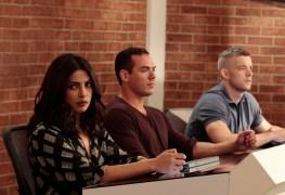 Quantico 2x01 - PRIYANKA CHOPRA, RUSSELL TOVEY
