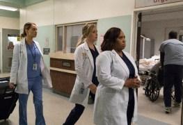 Grey's Anatomy 13x10 CAMILLA LUDDINGTON, JESSICA CAPSHAW, CHANDRA WILSON