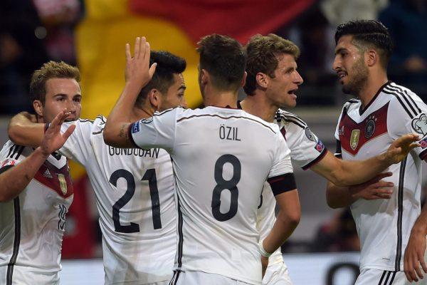 Euro 2016, Niemcy