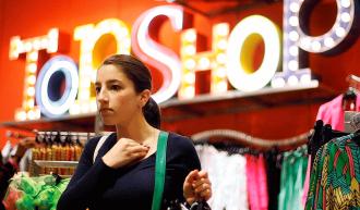 Topshop har flere butikker på Manhattan.