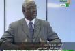 وزير التعليم العالي والبحث العلمي الدكتور سيدي ولد سالم