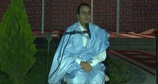 مدير الأخبار بقناة الموريتانية الأستاذ محمد تقي الله الأدهم