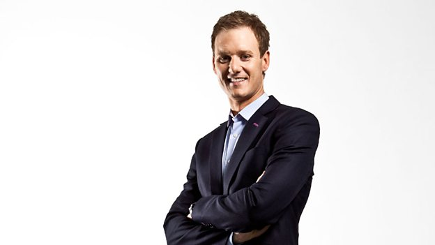 Dan Walker BBC Breakfast