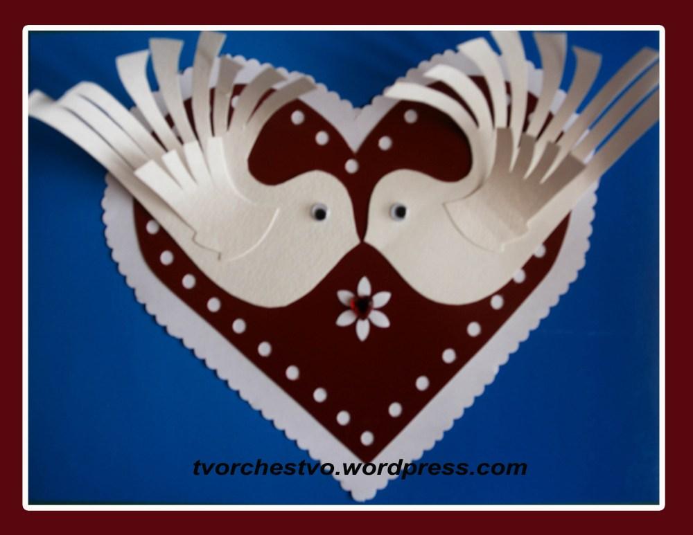 Поделки своими руками ко дню св.валентина