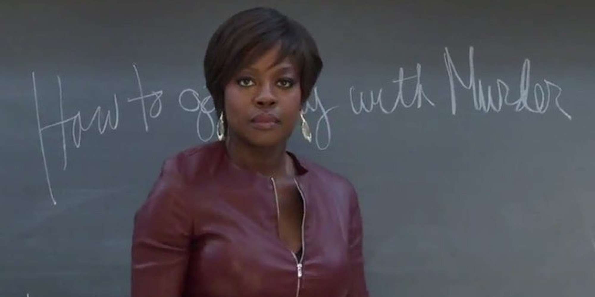 Htgawm: Viola Davis As Annalise Your Least Favorite 'how To Get Away With  Murder'