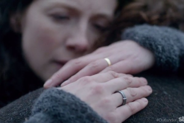 Claire Fraser on Outlander: Both Sides Now