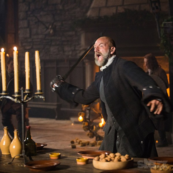 Dougal on Outlander