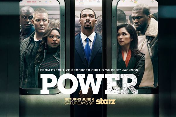Power season two promo