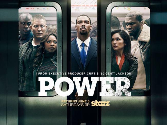 Power season two promo