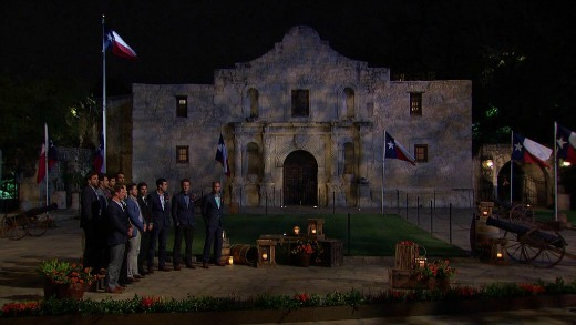 The Bachelorette on ABC Alamo