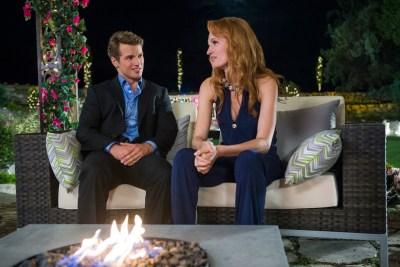 The Bachelor meets reality TV virgin, Faith Photo courtesy of Lifetime