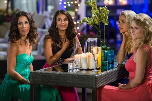 Contestants on Lifetime show UnREAL