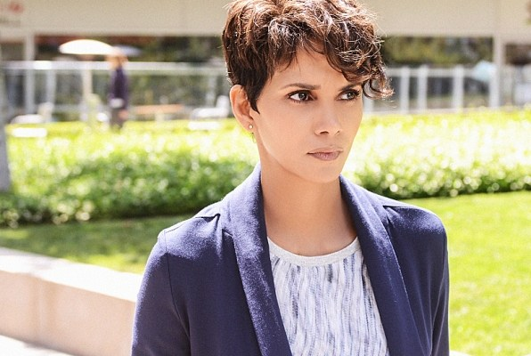 Halle Berry on Extant