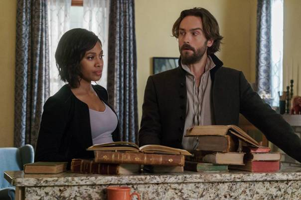 Ichabbie-The Sisters Mills-Sleepy Hollow