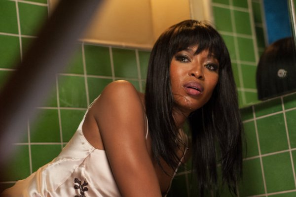 "Naomi Campbell in American Horror Story: ""Mommy"""