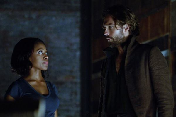 Ichabod-Abbie-Sleepy Hollow
