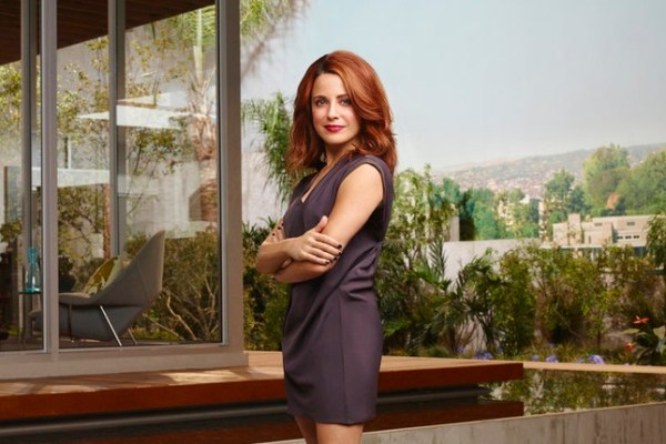 Alanna Ubach on Girlfriends' Guide to Divorce