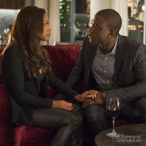 Tasha and Shawn on Power