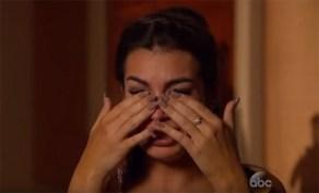 Ashley I. crying