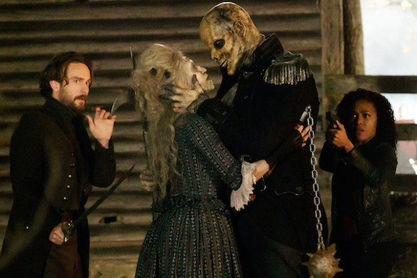 "The Kindred on Sleepy Hollow: ""Incident at Stone Manor"""