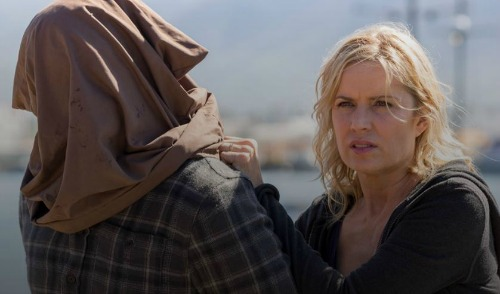 Fear the Walking Dead - Captive episode - Maddie
