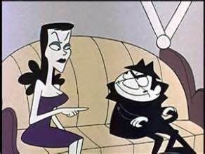 Natasha and Boris on Rocky & Bullwinkle