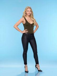 The Bachelor contestant Corrine