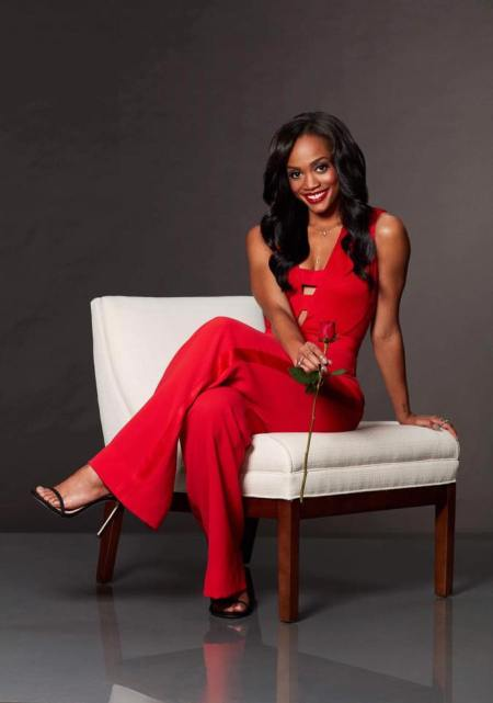 Rachel Lindsay as The Bachelorette