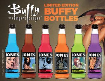Buffy the Vampire Slayer soda