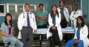 Cast of ER