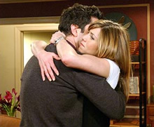 Friends finale - together
