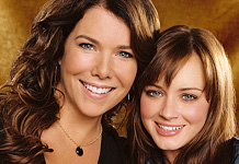 Lorelai & Rory to say goodbye?