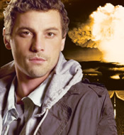 Skeet Ulrich of cancelled Jericho on CBS