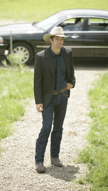 Justified season three