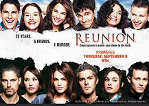 Reunion cast ad