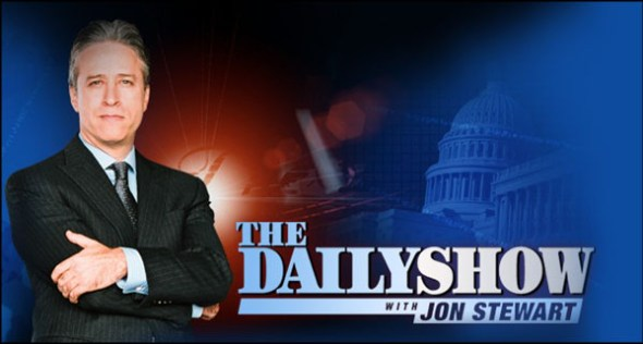 The Daily Show with Jon Stewart TV show on Comedy Central