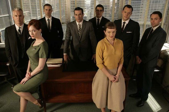Mad Men TV show on AMC