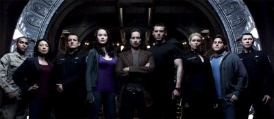 stargate universe TV series