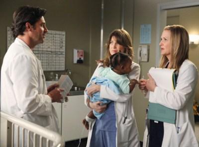 Greys Anatomy finale